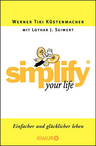 9783426780428: Simplify your Life