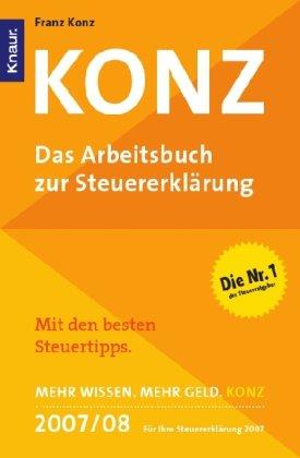 9783426780503: Der kleine Konz 2007/2008