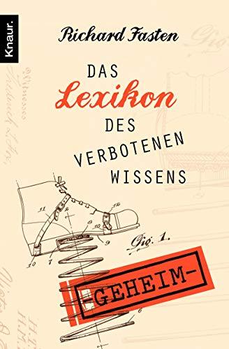 9783426782316: Das Lexikon des verbotenen Wissens