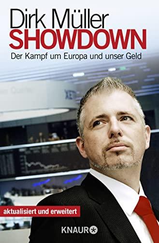 9783426786123: Showdown: Der Kampf um Europa und unser Geld