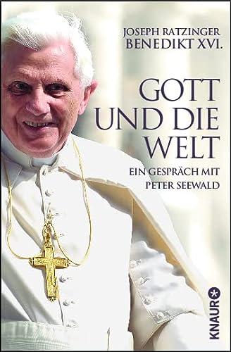9783426786505: Gott und die Welt: Ein Gespräch mit Peter Seewald