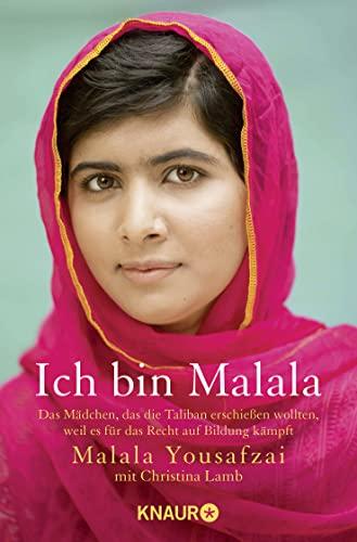 9783426786895: Ich bin Malala: Das Mädchen, das die Taliban erschießen wollten, weil es für das Recht auf Bildung kämpft