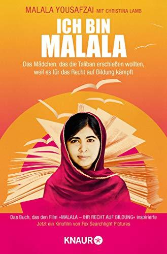 9783426788271: Ich bin Malala: Das Mädchen, das die Taliban erschießen wollten, weil es für das Recht auf Bildung kämpft