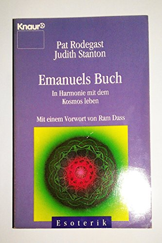 9783426860069: Emanuels Buch. In Harmonie mit dem Kosmos leben