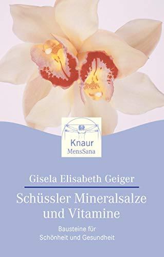 9783426870167: Schüssler Mineralsalze und Vitamine.