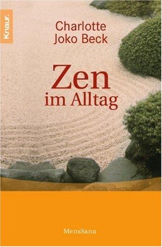9783426870259: Zen im Alltag.