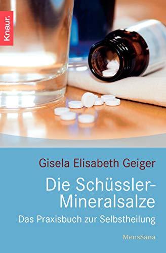 9783426871164: Die Schüssler-Mineralsalze: Das Praxisbuch zur Selbstheilung
