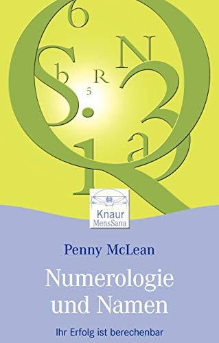 9783426871928: Numerologie und Namen: Ihr Erfolg ist berechenbar