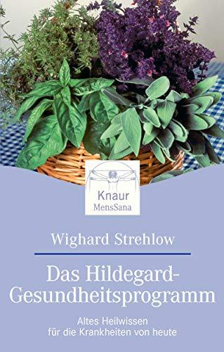 9783426872338: Das Hildegard-Gesundheitsprogramm
