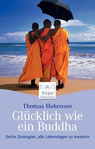 9783426872819: Glücklich wie ein Buddha