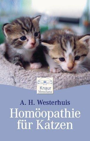 9783426872918: Homöopathie für Katzen