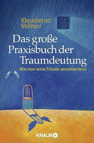 9783426875346: Das große Praxisbuch der Traumdeutung: Wie man seine Träume verstehen lernt
