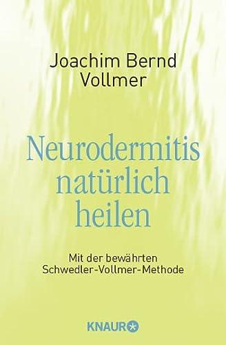 9783426876183: Neurodermitis natürlich heilen