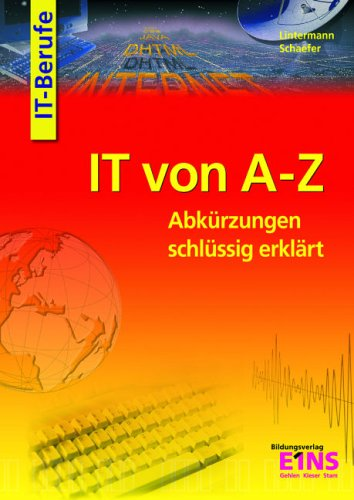 9783427011477: IT von A-Z.