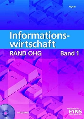 9783427049517: Informationswirtschaft 1 RAND OHG: Arbeitsbuch