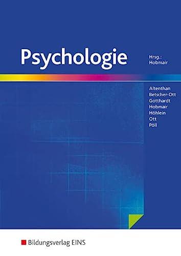 Psychologie. Lehr-/Fachbuch