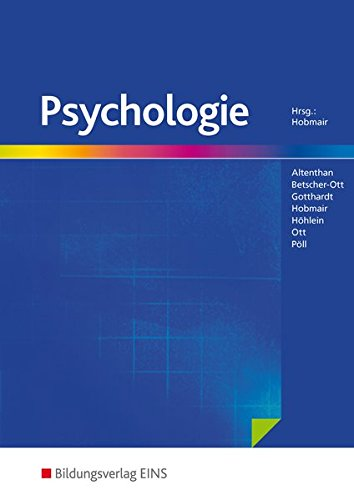 9783427050056: Psychologie. (Lernmaterialien)
