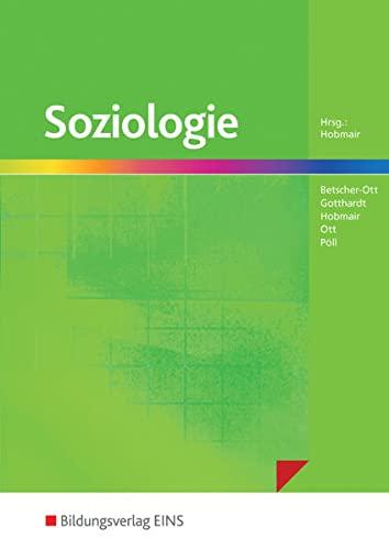 9783427050063: Soziologie. Lehr-/Fachbuch