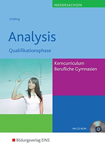 9783427066606: Analysis: Qualifikationsphase Kerncurriculum Berufliche Gymnasien Niedersachsen Lehr-/Fachbuch