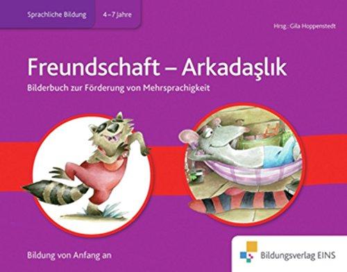 9783427101413: Bilderbuch Biliteralität Thema Freundschaft Türkisch- Deutsch