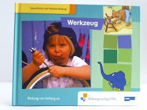 9783427104759: Bilderbuch Werkzeug: Die Welt ist elefantastisch-Sprachförderung mit dem Elefanten