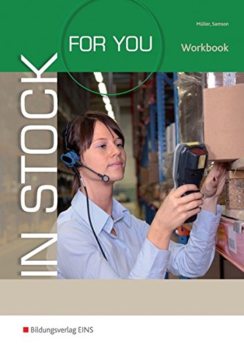 9783427112501: In Stock For You - English for Packing and Logistics staff