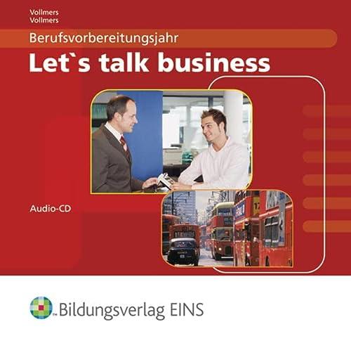 9783427113270: Let´s talk business