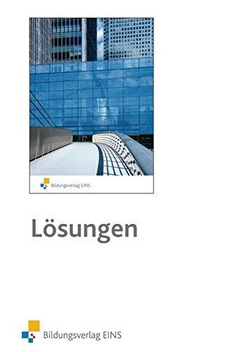 9783427215042: Mathematik 11. Lösungen. Für Berufliche Gymnasien in Sachsen