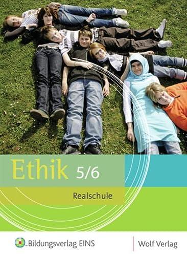9783427300137: Ethik 5/6. Realschule Bayern. Schülerbuch: Realschule Bayern