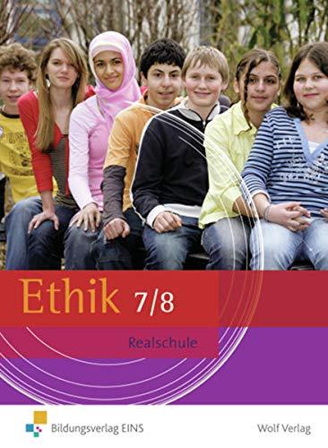 9783427300151: Ethik 7/8. Schulerbuch. Bayern: Realschule