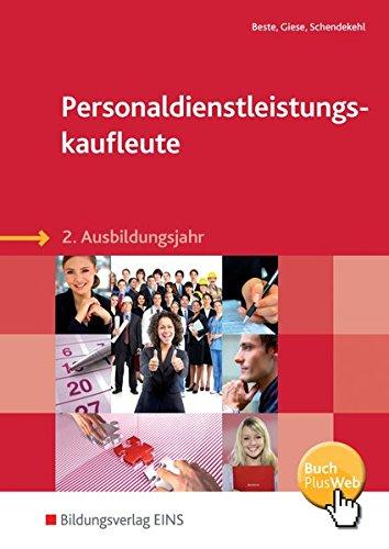 9783427304272: Personaldienstleistungskaufleute. 2. Ausbildungsjahr: Schülerband