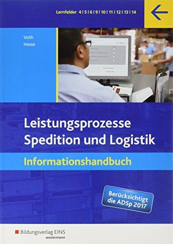 Spedition und Logistik. Leistungsprozesse: Paket Lernsituationen und: Gernot Hesse, Martin