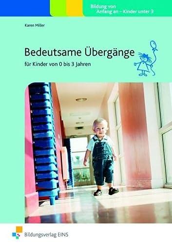 Bedeutsame Übergänge (9783427400905) by Karen Miller