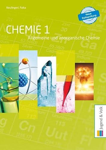 9783427402251: Chemie 1. Schülerband: Allgemeine und anorganische Chemie
