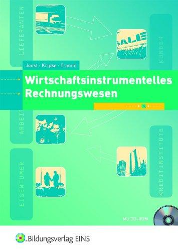 9783427410577: Wirtschaftsinstrumentelles Rechnungswesen. Lehr- und Fachbuch
