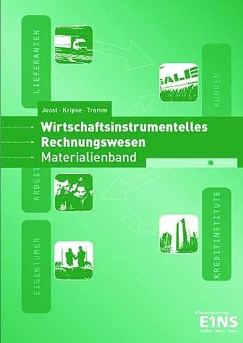 9783427419570: Wirtschaftsinstrumentelles Rechnungswesen. Materialienband