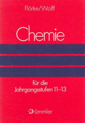 9783427431510: Chemie für Jahrgangsstufen 11-13. Grundkurse