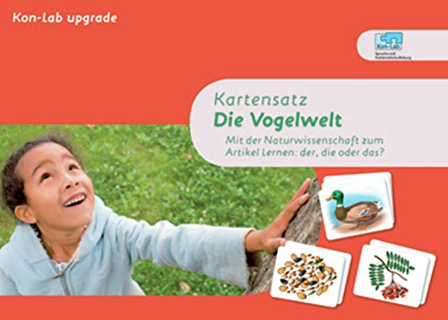 9783427504375: Kartensatz Die Vogelwelt