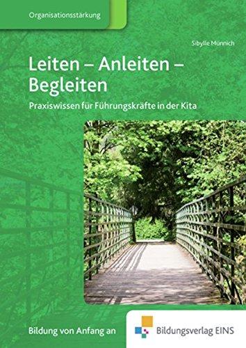 9783427510024: Leiten - Anleiten - Begleiten