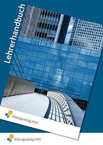9783427543008: Feinwerkmechaniker, Industriemechaniker, Werkzeugmechaniker, Zerspanungsmechaniker. Lehrerhandbuch: Lernfelder 10-15