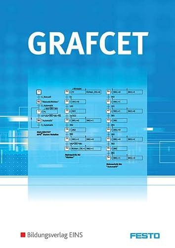 9783427548676: Praxiswissen GRAFCET. Struktur, Darstellung und Anwendung. Lehr-/Fachbuch
