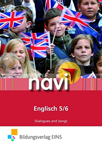 9783427612780: Navi Englisch 5/6. Dialogues and Songs Audio-CD