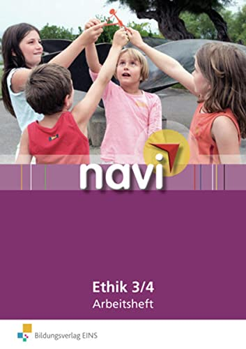 9783427650423: Navi Ethik 3/4. Arbeitsheft