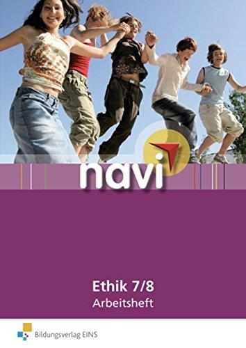 9783427650447: Navi Ethik 7/8. Arbeitsheft