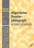 9783427700500: Allgemeine Sonderpädagogik