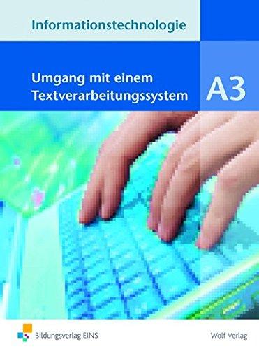 9783427742722: Informationstechnologie Modul A 3