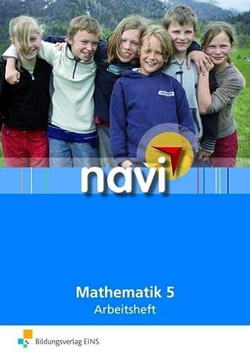 9783427904151: Navi Mathematik 5. Arbeitsheft