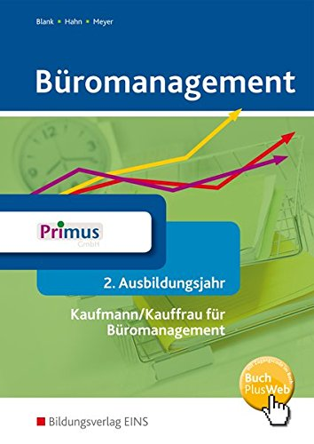 9783427942030: Büromanagement: 2. Ausbildungsjahr: Schülerband