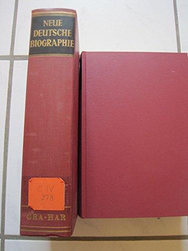 9783428001880: Neue Deutsche Biographie: Neue Deutsche Bibliographie, Bd.7, Grassauer - Hartmann.