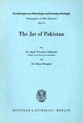 The Jat of Pakistan